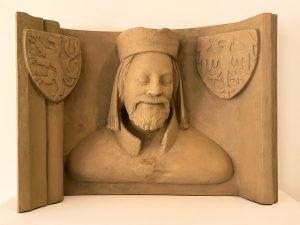 Busta Karla IV.